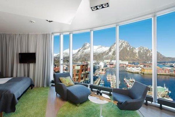 Thon Hotel Lofoten - фото 5