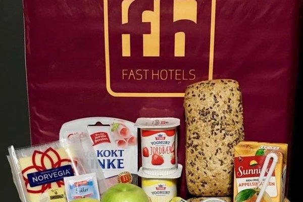 Fast Hotel Lofoten - фото 13