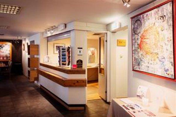 Fast Hotel Lofoten - фото 16