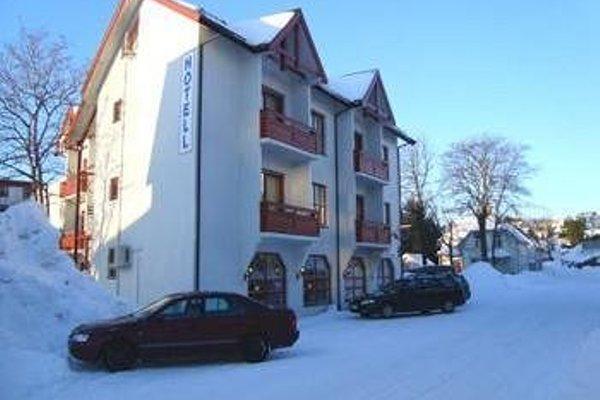 Fast Hotel Lofoten - фото 23