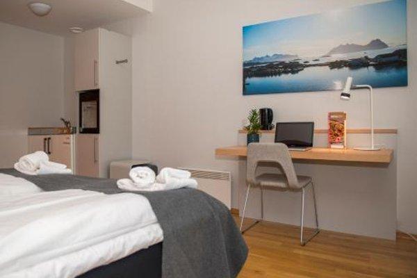 Fast Hotel Lofoten - фото 4