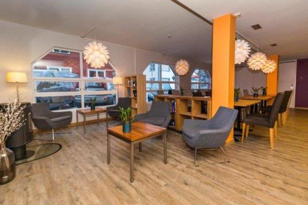 Fast Hotel Lofoten - фото 5