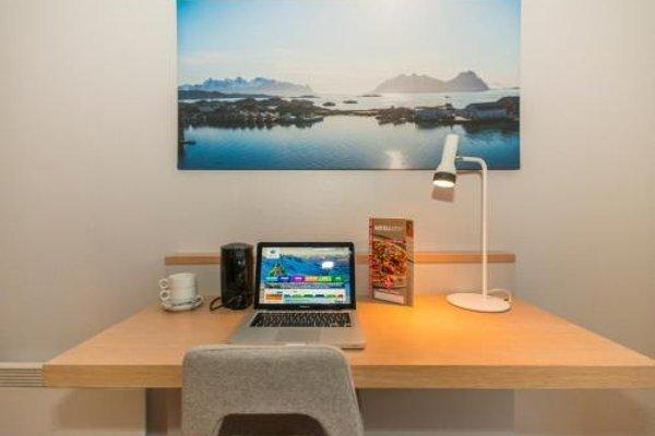 Fast Hotel Lofoten - фото 6