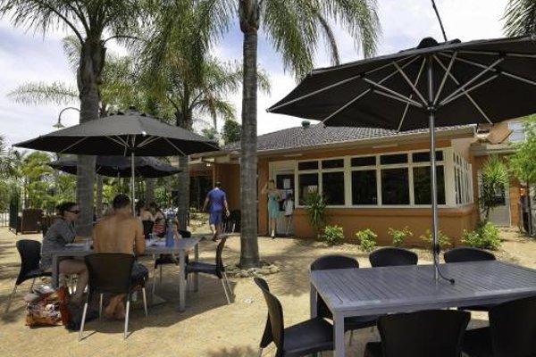 Ocean Beach Resort & Holiday Park - фото 15