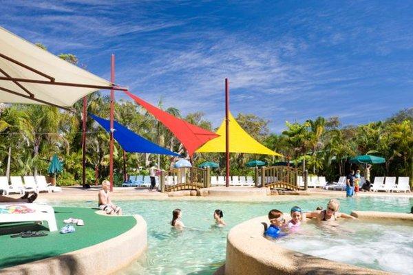 Ocean Beach Resort & Holiday Park - фото 21