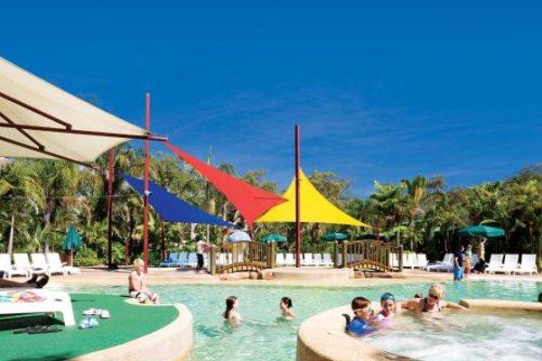 Ocean Beach Resort & Holiday Park - фото 22