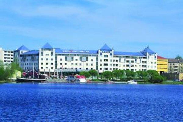 Original Sokos Hotel Vaakuna Hameenlinna - фото 23