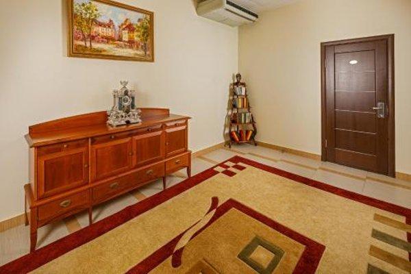 Отель Иностранец - фото 19