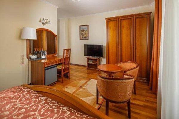 Отель Иностранец - фото 7