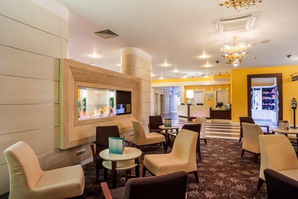 Отель Hilton Garden Inn Краснодар - фото 18