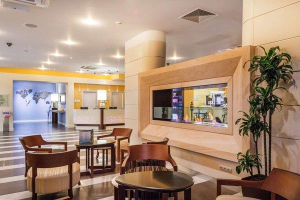 Отель Hilton Garden Inn Краснодар - фото 3