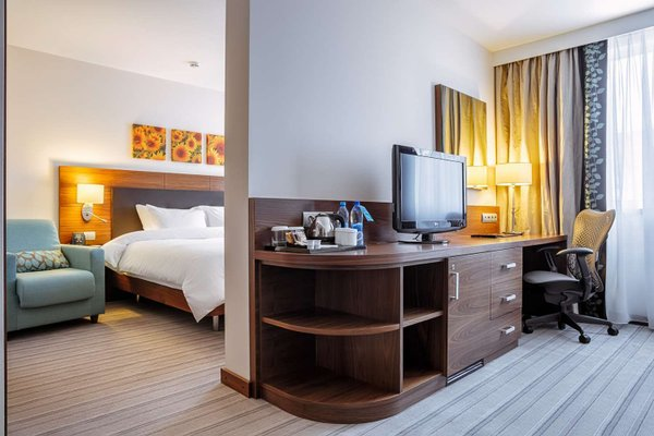 Отель Hilton Garden Inn Краснодар - фото 5