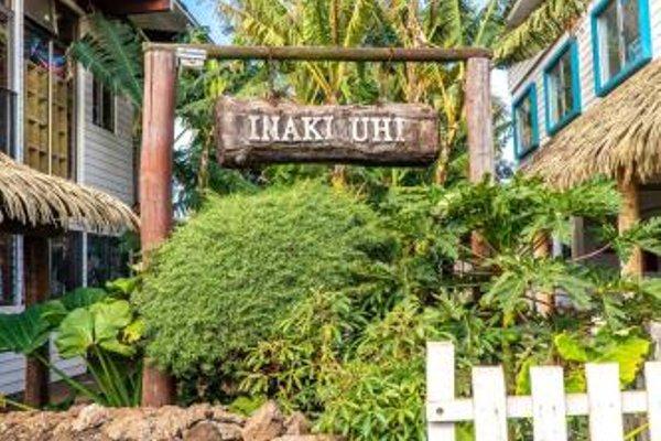 Inaki Uhi Hotel - фото 21