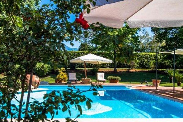 К услугам гостей отеля типа «постель и завтрак» - фото 17