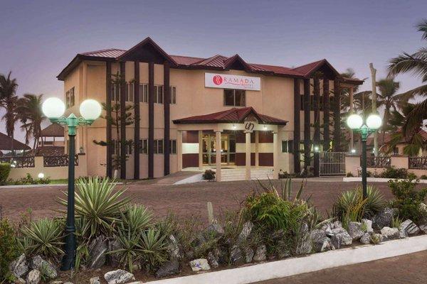 Ramada Resort Accra Coco Beach - фото 21