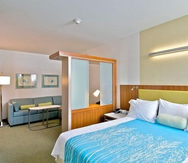 Hotel SpringHill Suites Anchorage University Lake