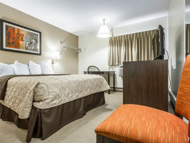 Апартаменты Econo Lodge Inn & Suites Bangor