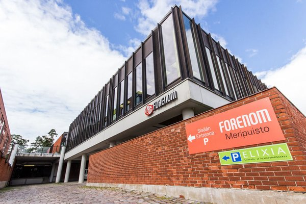 Forenom Espoo Kivenlahti Aparthotel - фото 23