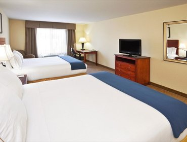 Апартаменты Holiday Inn Express and Suites Lafayette East