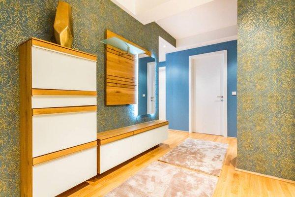 Abieshomes Serviced Apartment - Votivpark - фото 10