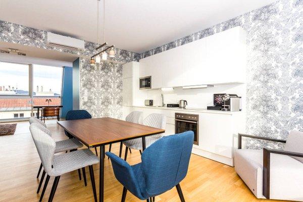 Abieshomes Serviced Apartment - Votivpark - фото 14