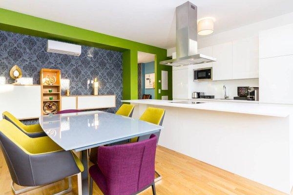 Abieshomes Serviced Apartment - Votivpark - фото 18