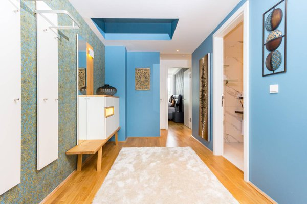 Abieshomes Serviced Apartment - Votivpark - фото 19