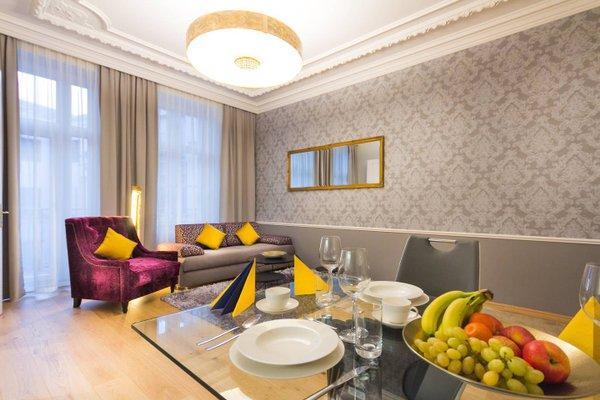 Abieshomes Serviced Apartment - Votivpark - фото 21