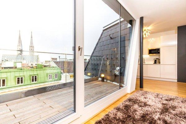Abieshomes Serviced Apartment - Votivpark - фото 23