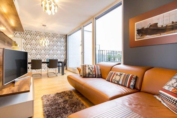 Abieshomes Serviced Apartment - Votivpark - фото 3