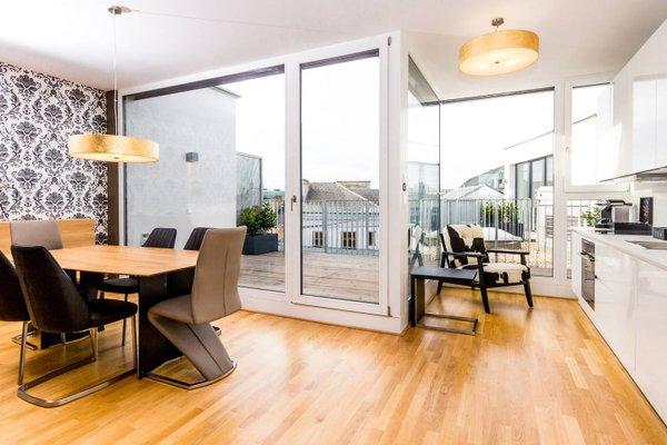 Abieshomes Serviced Apartment - Votivpark - фото 6