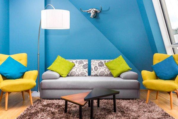 Abieshomes Serviced Apartment - Votivpark - фото 8