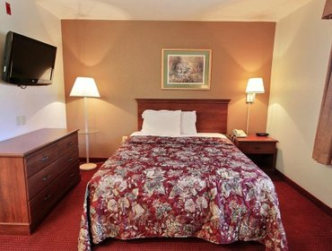 Апартаменты Crestwood Suites of Newport News