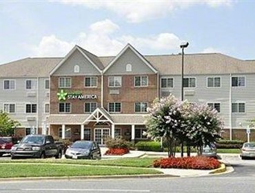 Гестхаус Extended Stay America - Annapolis - Admiral Cochrane Drive