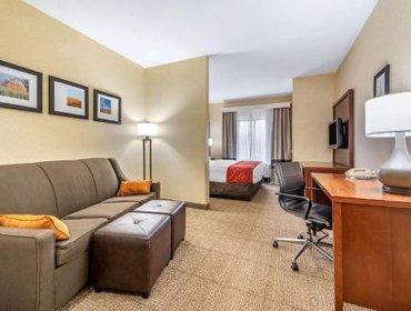 Апартаменты Comfort Suites South Elkhart
