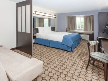 Апартаменты Microtel Inn and Suites Elkhart