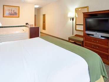 Апартаменты Holiday Inn Express Hotel & Suites Elkhart-South