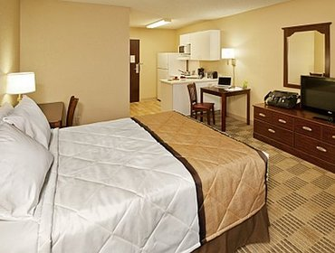 Апартаменты Extended Stay America - St. Louis - Westport - East Lackland Rd.