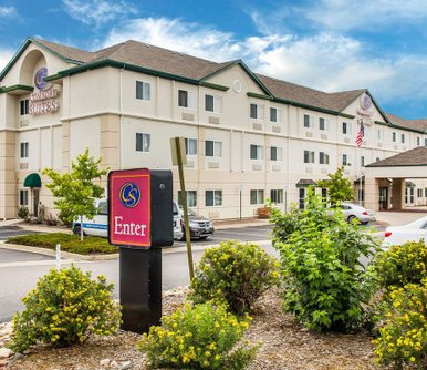 โรงแรม Comfort Suites Denver Tech Center/Englewood