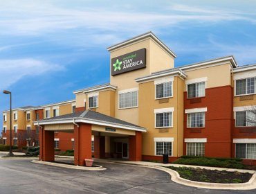 Гестхаус Extended Stay America - Chicago - Schaumburg - Convention Center