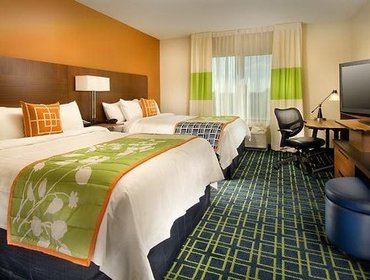 Апартаменты Fairfield Inn & Suites by Marriott Baltimore BWI Airport