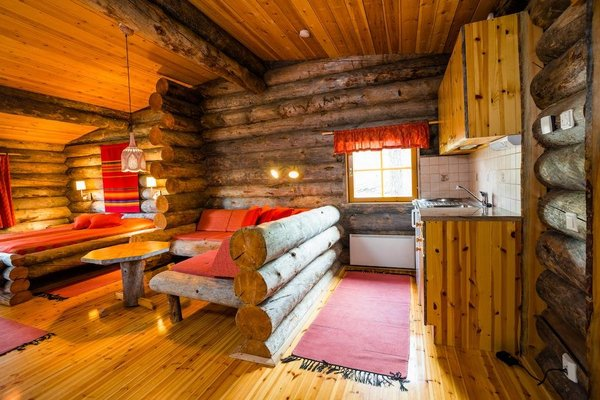 Kakslauttanen Arctic Resort - Igloos and Chalets - фото 10