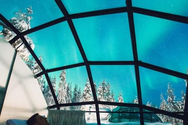 Kakslauttanen Arctic Resort - Igloos and Chalets - фото 14