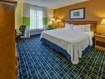 Апартаменты Fairfield Inn & Suites by Marriott Murfreesboro