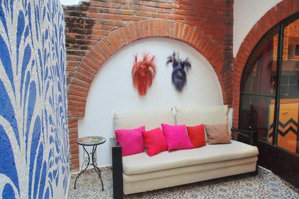 Suites Casa Tistik - фото 22