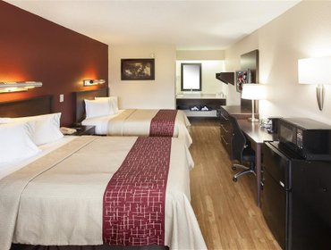 Апартаменты Red Roof Inn Mt. Laurel