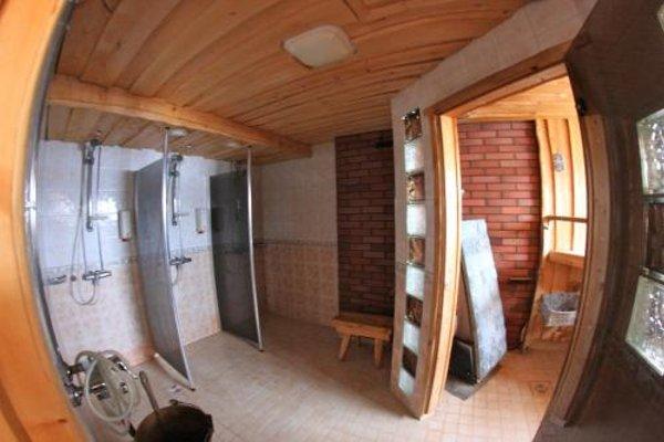 Tahkonhovi Guesthouse - фото 10