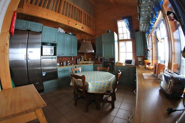 Tahkonhovi Guesthouse - 12