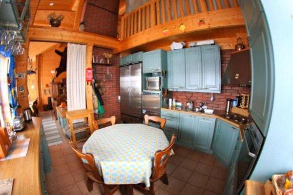 Tahkonhovi Guesthouse - 14