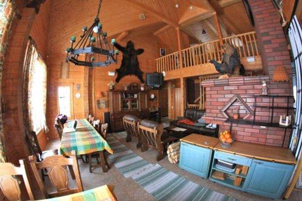 Tahkonhovi Guesthouse - 17